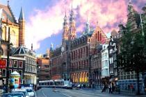 Тур в Голландию