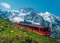 швейцария понорамные поезда - туры