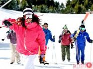 горные лыжи 3